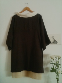 Vestido Solapa Lapel Dress 80€