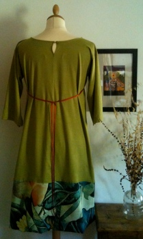 Vestido verde Green dress 65€