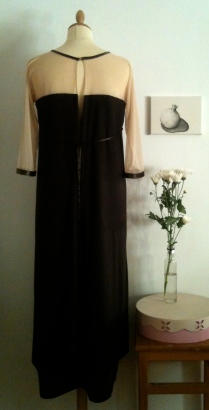 Vestido largo Long dress 95€
